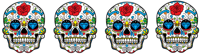 sugar-skulls-vector-pack-9